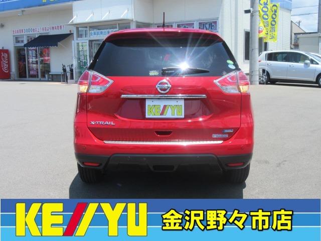 「日産」「エクストレイル」「SUV・クロカン」「石川県」の中古車3