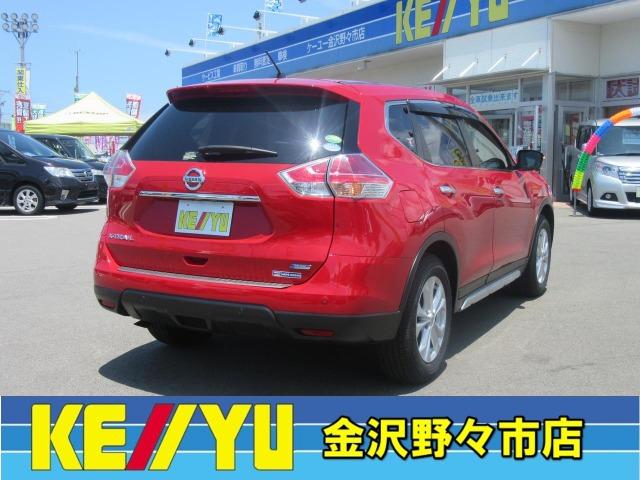 「日産」「エクストレイル」「SUV・クロカン」「石川県」の中古車7