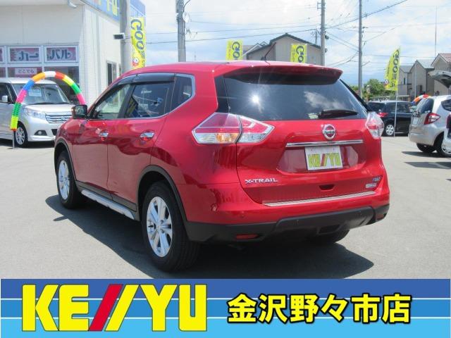 「日産」「エクストレイル」「SUV・クロカン」「石川県」の中古車8
