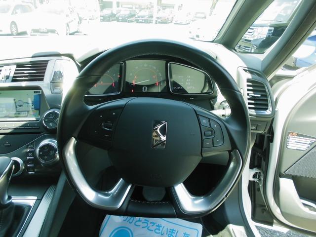 「シトロエン」「DS5」「ステーションワゴン」「千葉県」の中古車8