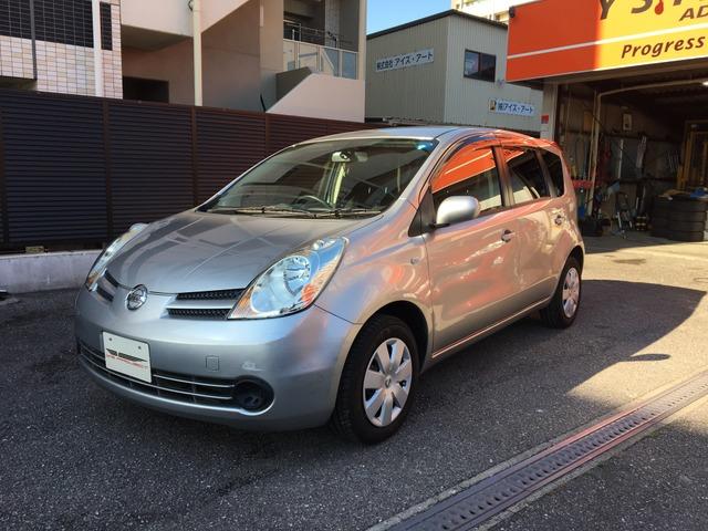 「日産」「ノート」「コンパクトカー」「東京都」の中古車6