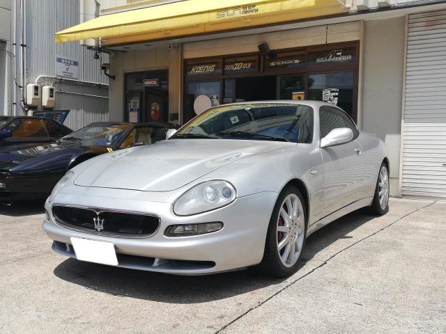 「マセラティ」「3200 GT」「クーペ」「愛知県」の中古車