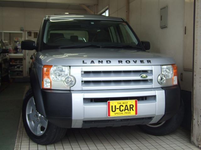 「ランドローバー」「ディスカバリー3」「SUV・クロカン」「東京都」の中古車
