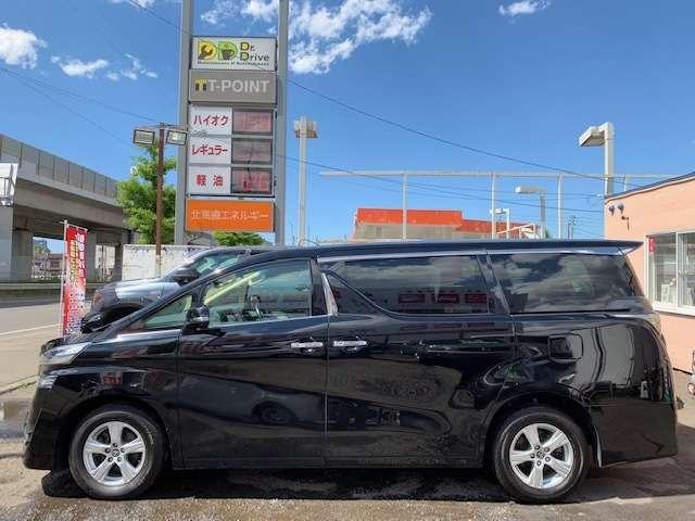 「トヨタ」「ヴェルファイア」「ミニバン・ワンボックス」「北海道」の中古車4