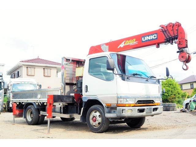 「その他」「キャンター」「トラック」「栃木県」の中古車7