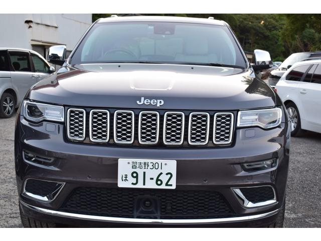 「ジープ」「グランドチェロキー」「SUV・クロカン」「千葉県」の中古車2