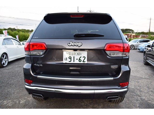 「ジープ」「グランドチェロキー」「SUV・クロカン」「千葉県」の中古車7
