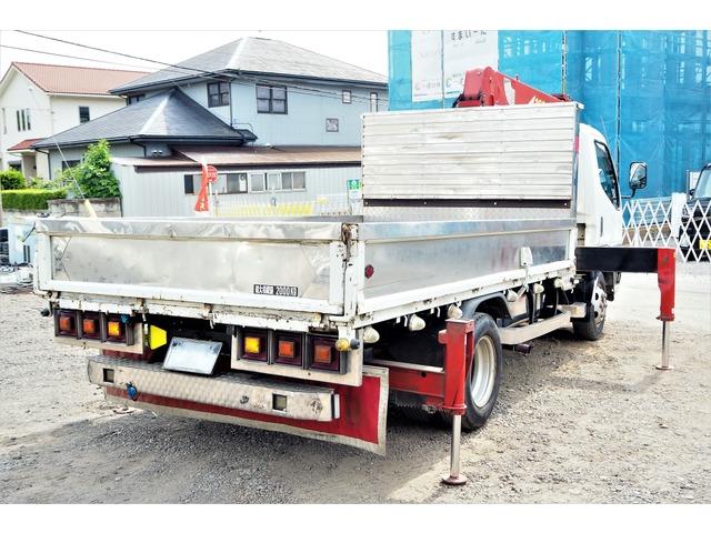 「その他」「キャンター」「トラック」「栃木県」の中古車5