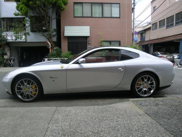 「フェラーリ」「612スカリエッティ」「クーペ」「東京都」の中古車7