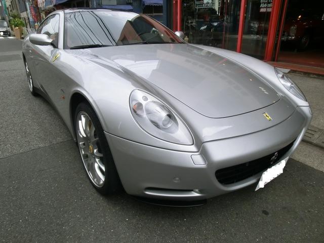「フェラーリ」「612スカリエッティ」「クーペ」「東京都」の中古車2
