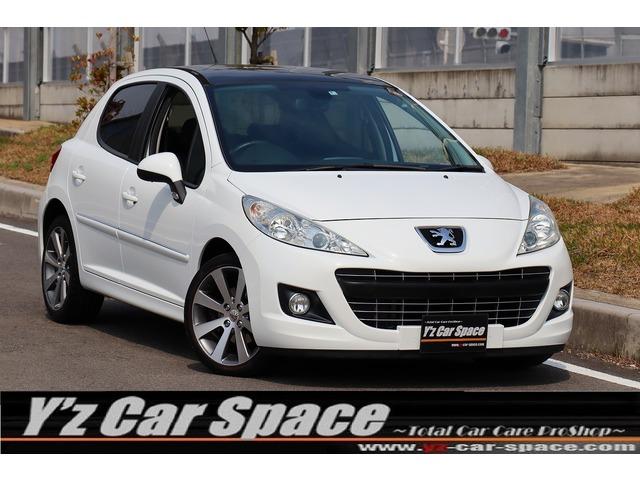 「プジョー」「207」「コンパクトカー」「愛知県」の中古車