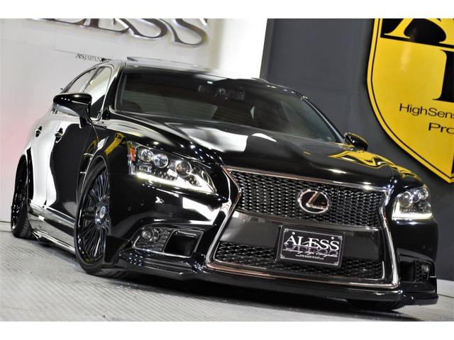 「レクサス」「LS460」「セダン」「岐阜県」の中古車6