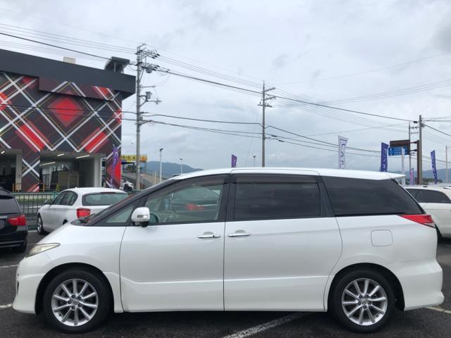 「トヨタ」「エスティマ」「ミニバン・ワンボックス」「京都府」の中古車10