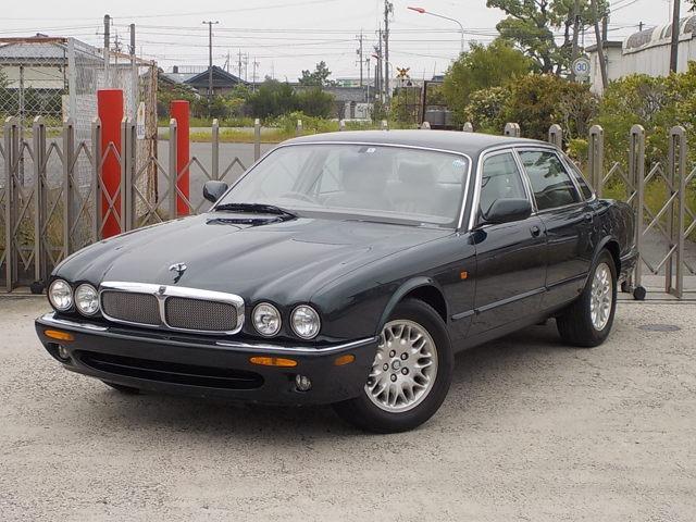 「ジャガー」「XJ」「セダン」「三重県」の中古車