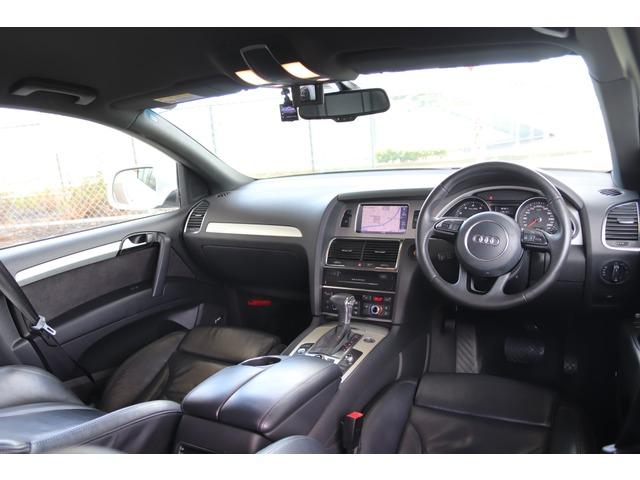 「アウディ」「Q7」「SUV・クロカン」「愛知県」の中古車3
