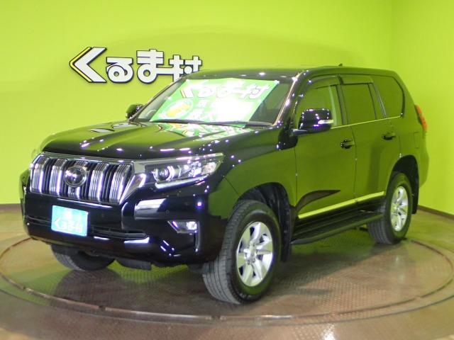 「トヨタ」「ランドクルーザープラド」「SUV・クロカン」「福岡県」の中古車3