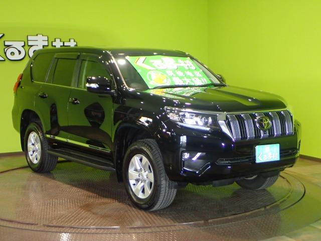 「トヨタ」「ランドクルーザープラド」「SUV・クロカン」「福岡県」の中古車4