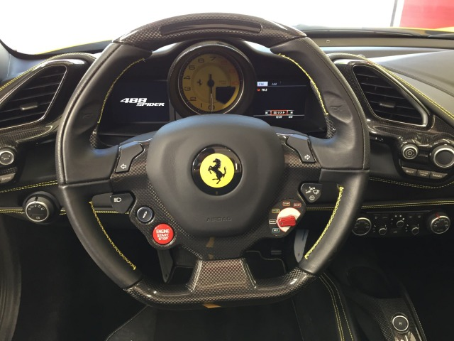 「フェラーリ」「488スパイダー」「オープンカー」「東京都」の中古車8