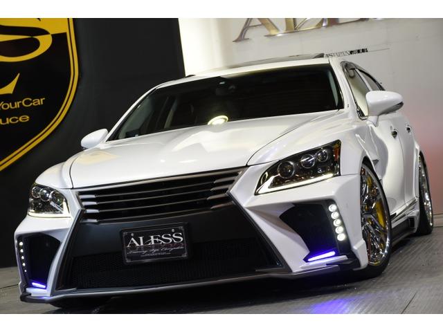 「レクサス」「LS460」「セダン」「岐阜県」の中古車9