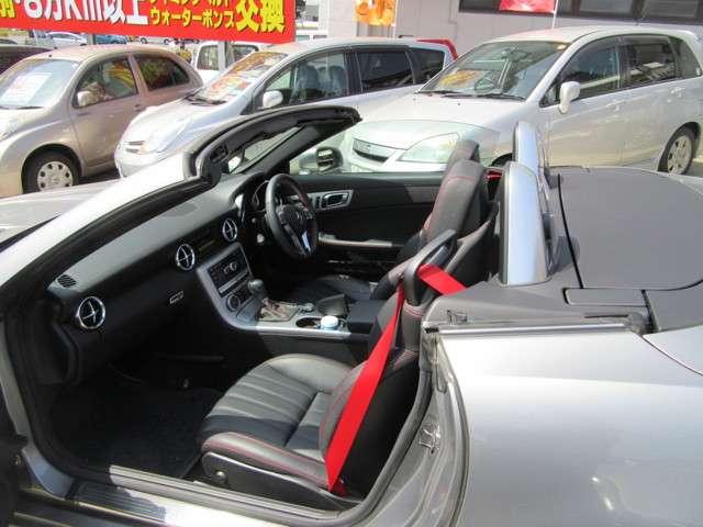 「メルセデスベンツ」「SLK200」「オープンカー」「長崎県」の中古車4
