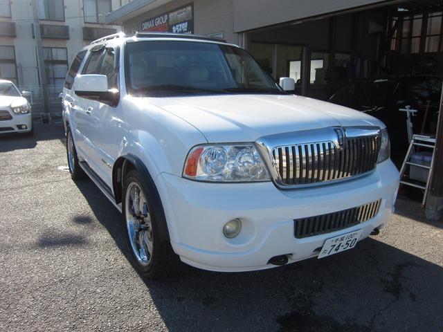 「リンカーン」「ナビゲーター」「SUV・クロカン」「千葉県」の中古車3