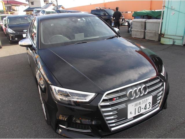 「アウディ」「S3スポーツバック」「コンパクトカー」「神奈川県」の中古車