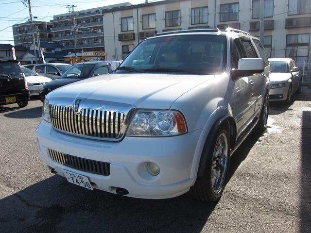 「リンカーン」「ナビゲーター」「SUV・クロカン」「千葉県」の中古車