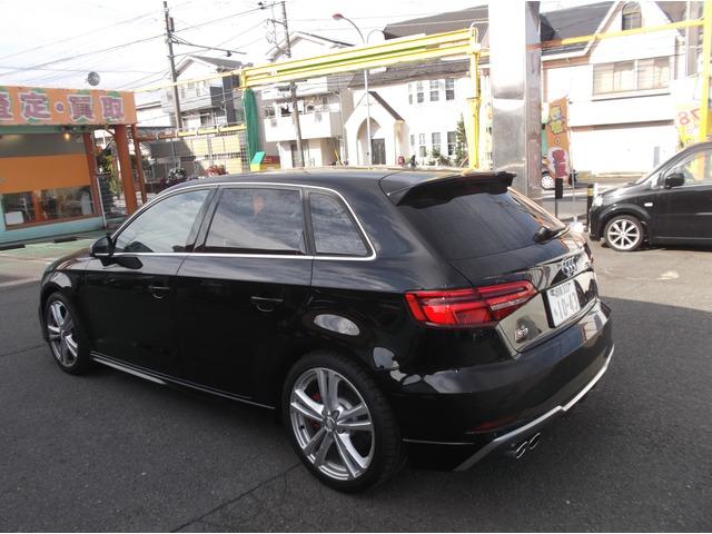 「アウディ」「S3スポーツバック」「コンパクトカー」「神奈川県」の中古車7