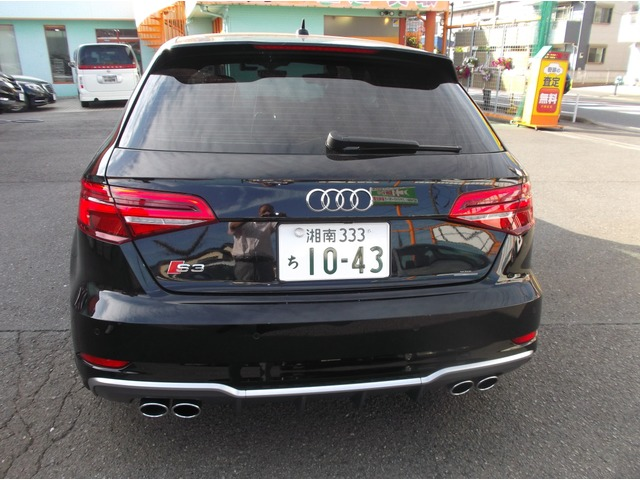 「アウディ」「S3スポーツバック」「コンパクトカー」「神奈川県」の中古車2