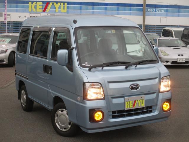 「スバル」「サンバー」「軽自動車」「神奈川県」の中古車3
