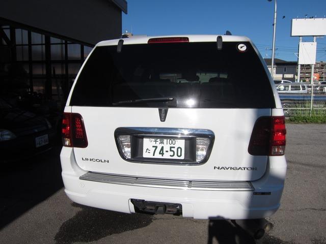 「リンカーン」「ナビゲーター」「SUV・クロカン」「千葉県」の中古車8