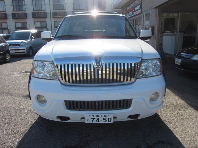 「リンカーン」「ナビゲーター」「SUV・クロカン」「千葉県」の中古車4