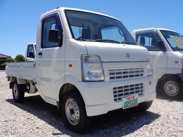 「スズキ」「キャリイ」「トラック」「千葉県」の中古車
