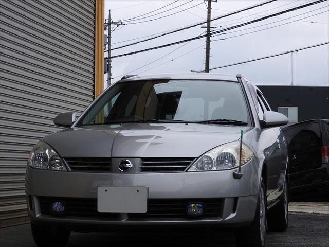 「日産」「ウイングロード」「ステーションワゴン」「埼玉県」の中古車