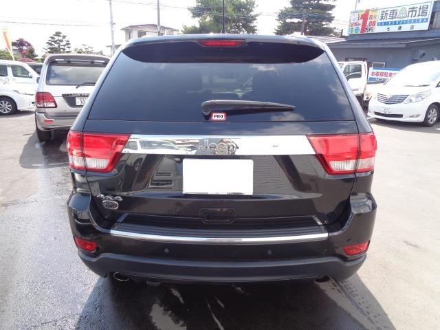 「ジープ」「グランドチェロキー」「SUV・クロカン」「北海道」の中古車8