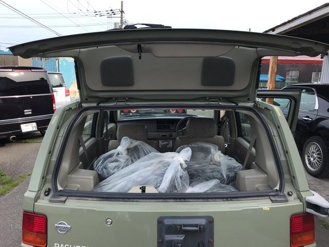 「日産」「ラシーン」「ステーションワゴン」「北海道」の中古車5