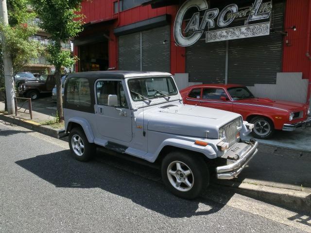 「ジープ」「ラングラー」「SUV・クロカン」「神奈川県」の中古車