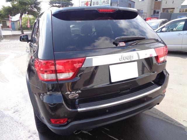「ジープ」「グランドチェロキー」「SUV・クロカン」「北海道」の中古車9