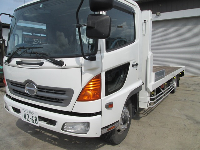 「その他」「レンジャープロ」「トラック」「茨城県」の中古車4