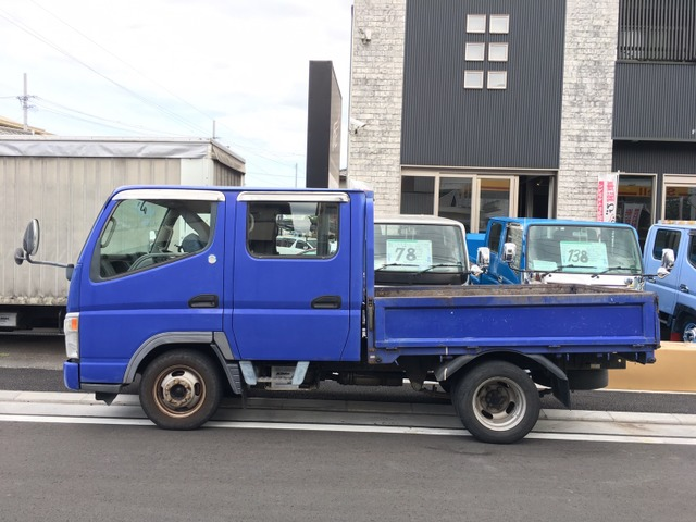 「その他」「キャンターガッツ」「トラック」「静岡県」の中古車6