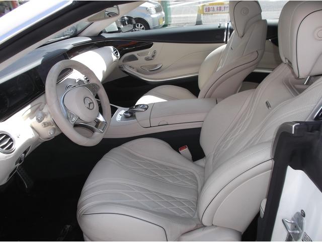 「メルセデスベンツ」「AMG S63カブリオレ」「オープンカー」「神奈川県」の中古車3