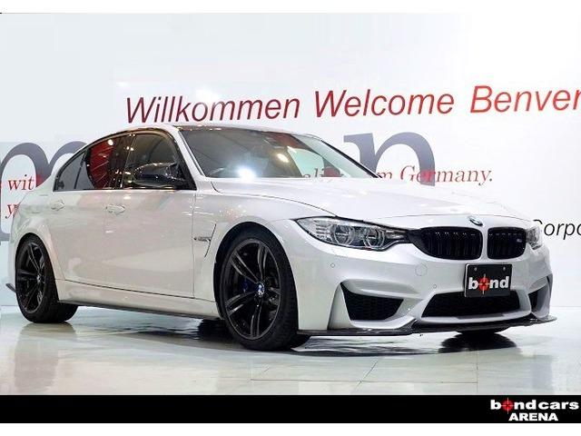 「BMW」「M3セダン」「セダン」「埼玉県」の中古車