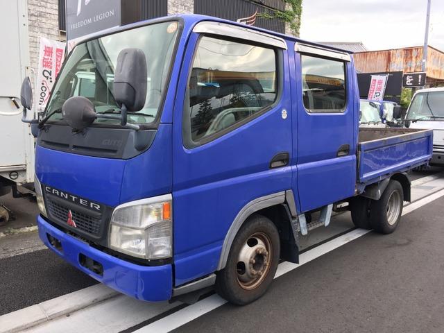 「その他」「キャンターガッツ」「トラック」「静岡県」の中古車