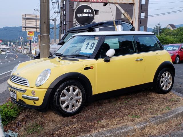 「MINI」「ミニ」「コンパクトカー」「福岡県」の中古車5