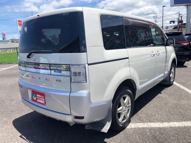 「三菱」「デリカD:5」「ミニバン・ワンボックス」「京都府」の中古車7