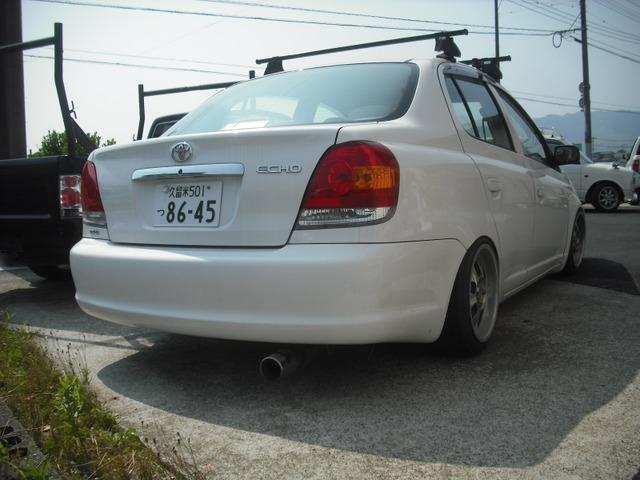 「トヨタ」「プラッツ」「セダン」「福岡県」の中古車2