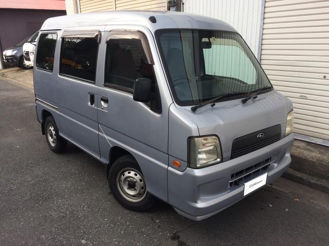 「スバル」「サンバー」「コンパクトカー」「東京都」の中古車4