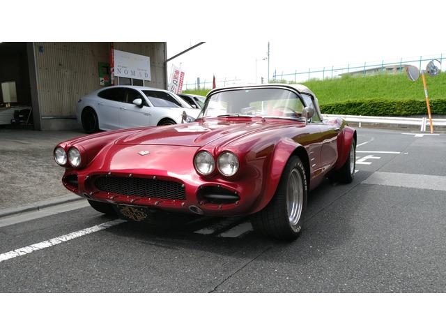 「シボレー」「コルベットコンバーチブル」「オープンカー」「東京都」の中古車5