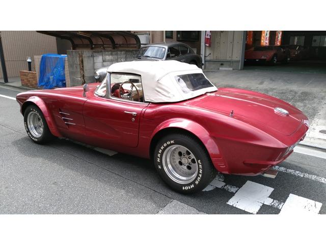 「シボレー」「コルベットコンバーチブル」「オープンカー」「東京都」の中古車4