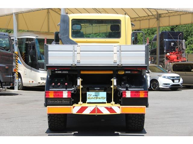 「メルセデスベンツ」「ウニモグ」「トラック」「岡山県」の中古車2